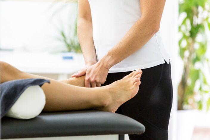 sportpraXis Salzburg Physiotherapie Fussgewölbe