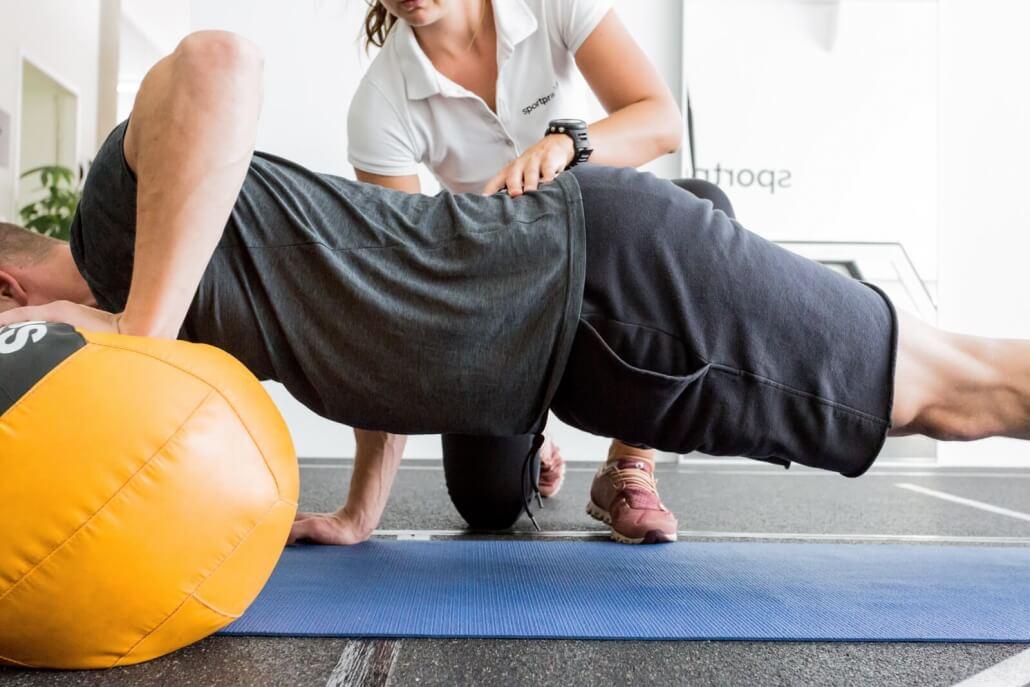 sportpraXis Salzburg Physiotherapie Rotatoren