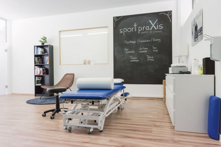 sportpraXis Salzburg Physiotherapie Massage